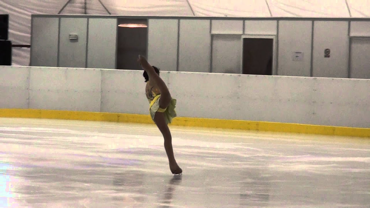 Download Alexia Neag patinaj artistic - Cupa FRP Poiana Brasov 2014