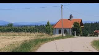 Tag 283, Nittenau nach Imhof / Langstreckenwandern um die Welt mit Depressionen