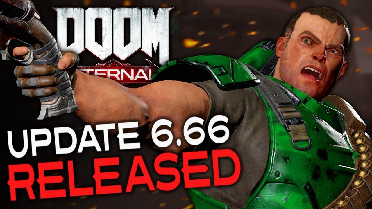 Download Doom Eternal - Horde Mode Released! (Update 6.66)