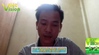 Cư sĩ Nguyễn Phúc Hưởng: