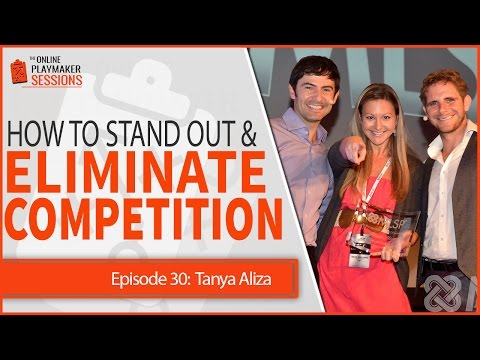 OPP30 Tanya Aliza - Personal Branding to Virtually Eliminate Competition