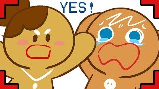 Cookie Run - I will Marry You!