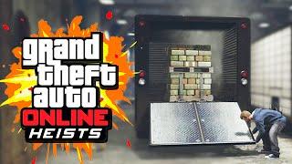 ULTIMATE DRUG HEIST! (GTA 5 Heists Funny Moments) #1