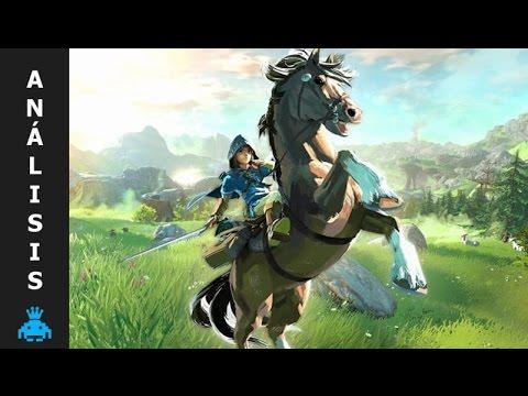 ANÁLISIS - The Legend of Zelda: Breath of the Wild (Wii U/Switch) - ¡Abre los ojos, Link!