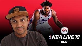 🏀 NBA LIVE 19 | LE TEST JSUG (GAMEPLAY FR)