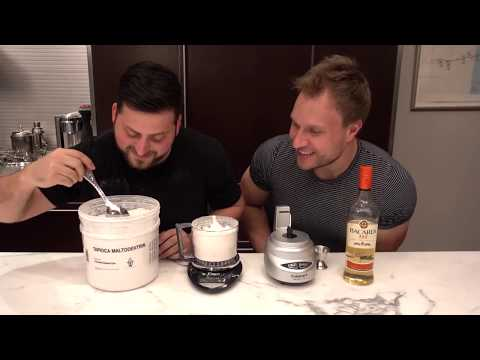 How To Make Powdered Alcohol (Feat Furious Pete)