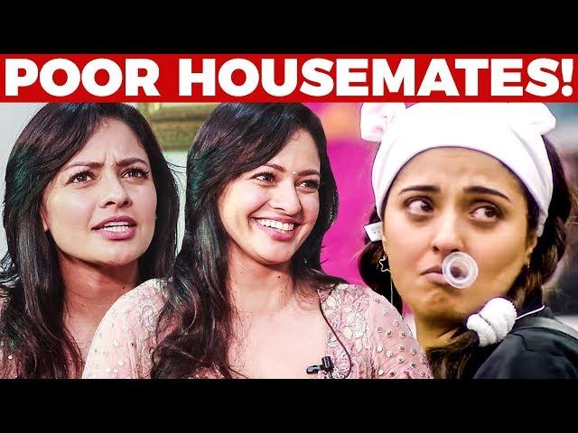 I like Mumtaj in Bigg Boss | Pooja Kumar | Vishwaroopam 2 | Kamal Haasan| MY291