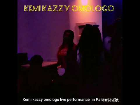 KEMI KAZZY LIVE PERFORMANCE AT PALERMO CITY