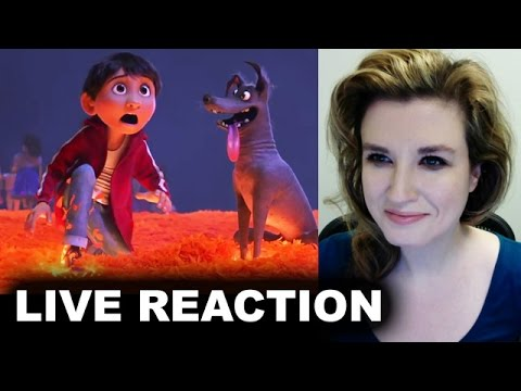 Thumbnail: Coco Teaser Trailer REACTION