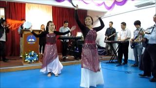 Dia Raja (Ibadahraya 23Sept2012) - SIB Cheras Awana (Dkn Dominnoe)