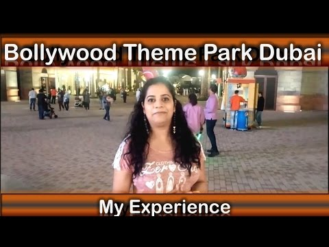Best tourist places in Dubai   Bollywood Theme Park with Eng subs
