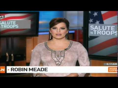 Robin Meade Report On 7-27-11