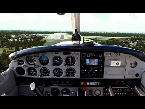 Flight Simulator - Realistic Training in 2016