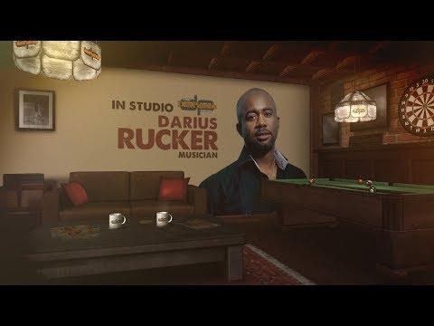 Singer Darius Rucker Joins The Dan Patrick Show In-Studio | Full Interview | 10/19/17