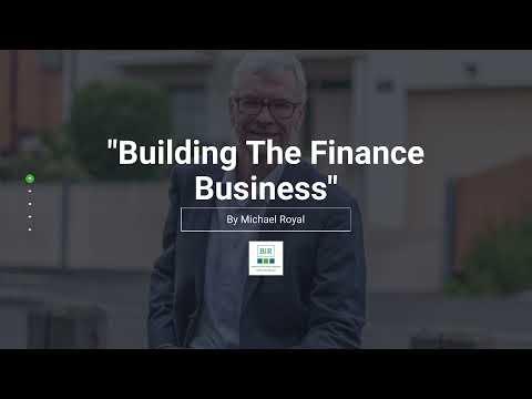 Building The Finance Business   BIR Solutions