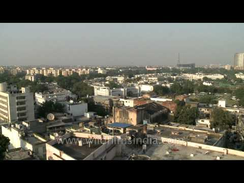 Solar roof-top energy sources in New Delhi