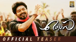 Mersal - Official Tamil Teaser Review | Vijay | A R Rahman | Atlee Movie Reaction