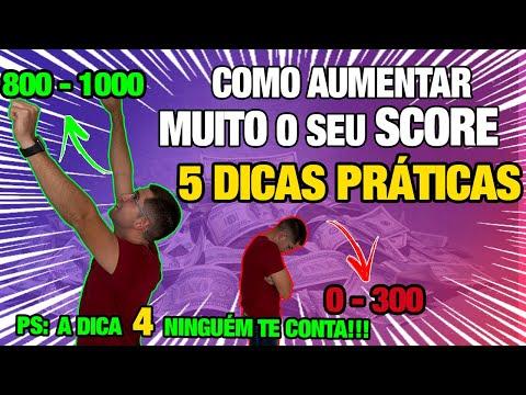 como aumentar o score pdf