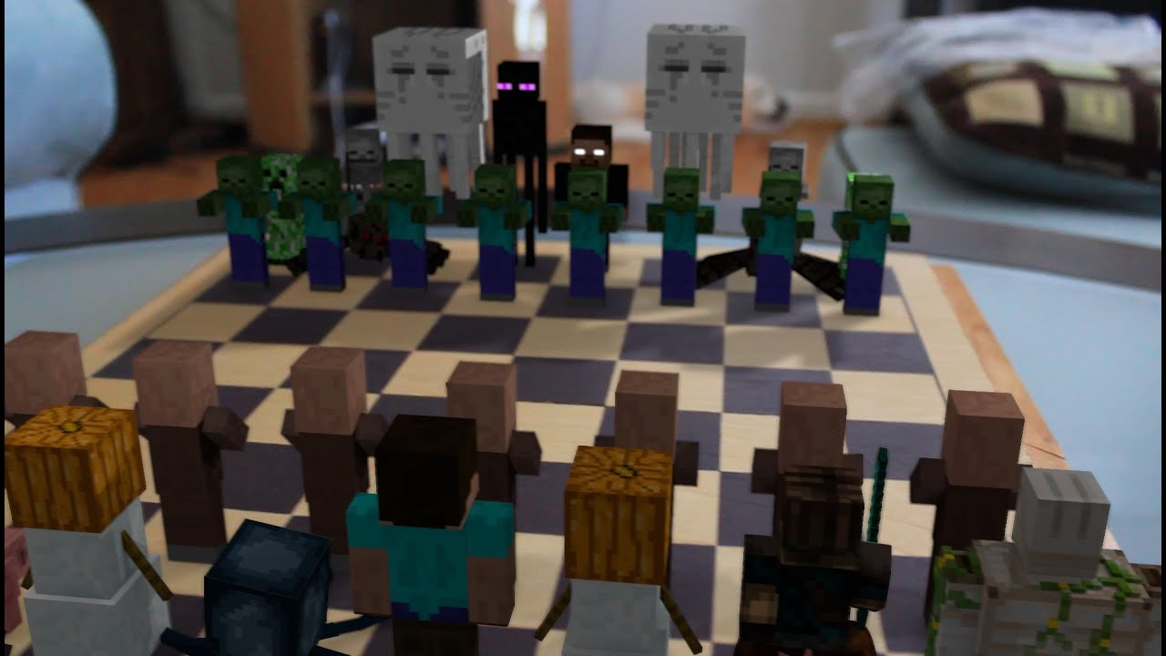 interesting minecraft board game - photo #38