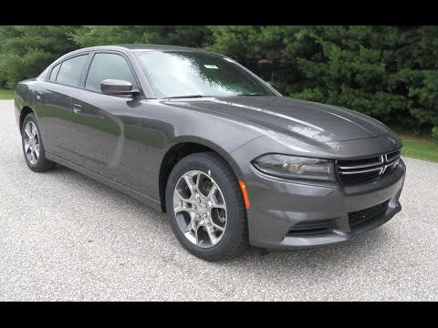 2017 Dodge Charger Se Awd 17984