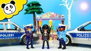 Playmobil Polizei - Der Eis Dieb - Playmobil Film