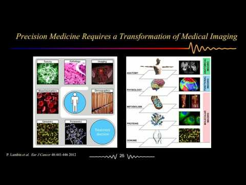 Edward Jackson: The Evolution of Medical Imaging from Qualitative to Quantitative