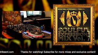 The Soulful Expressions Mix Vol. 7 Mixed By: Jubsta (Deep & Soulful House Mix)