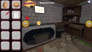 Abandoned Dining Room Escape Game Walkthrough