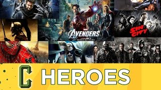 2018 superhero movies