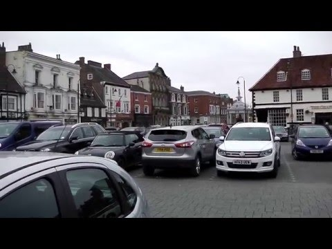 Town Centre, Beverley, Yorkshire