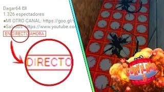 Trolleando Un Directo Con Hacks Y Trampas  Surviland 3 Ep.188 Minecraft 1.10 Serie Troll