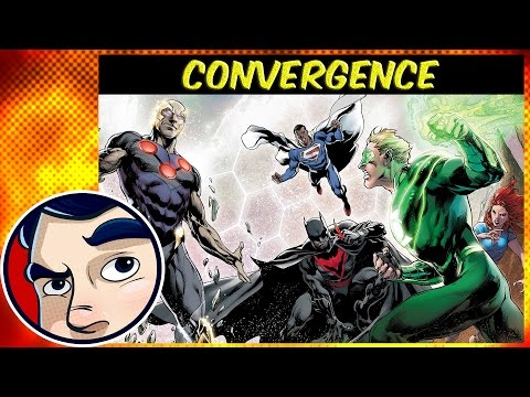 Convergence A Crisis of the Multiverse (Also Earth 2 Finale) - Complete Story