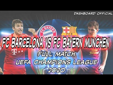 Download full match barcelona vs bayern munchen champions League 2020