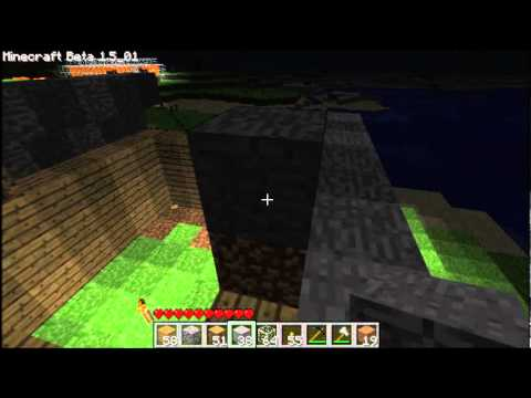How to build a shed (minecraft tutorial) youtube.