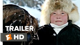 The Eagle Huntress Official Trailer 1 (2016) - Documentary