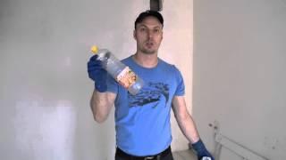 видео Чем отмыть грунтовку с плитки на полу