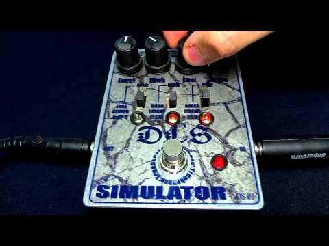 DLSFX - Simulator DS-01