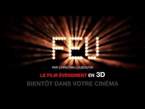 Trailer - Crazy Horse Paris, FEU by Christian Louboutin, le film 3D