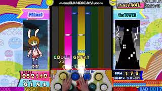popn LV46 SCALE OUT S-RAN CLEAR!