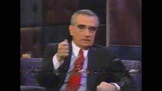 Martin Scorsese interview on