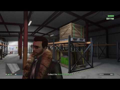 Grand Theft Auto 5 | Kontor oppdrag | Norsk