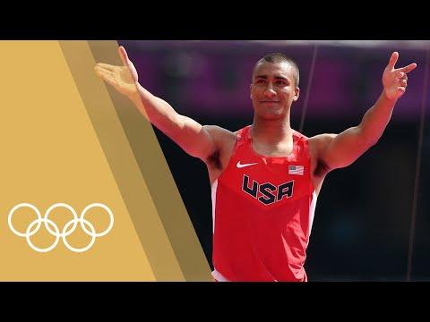 Ashton Eaton [USA] - Decathlon | Champions of London 2012