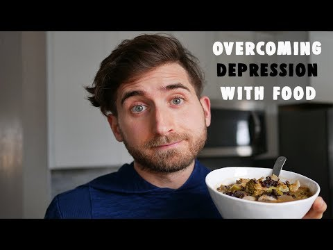 Overcoming Severe Depression With Food - My Untold Story