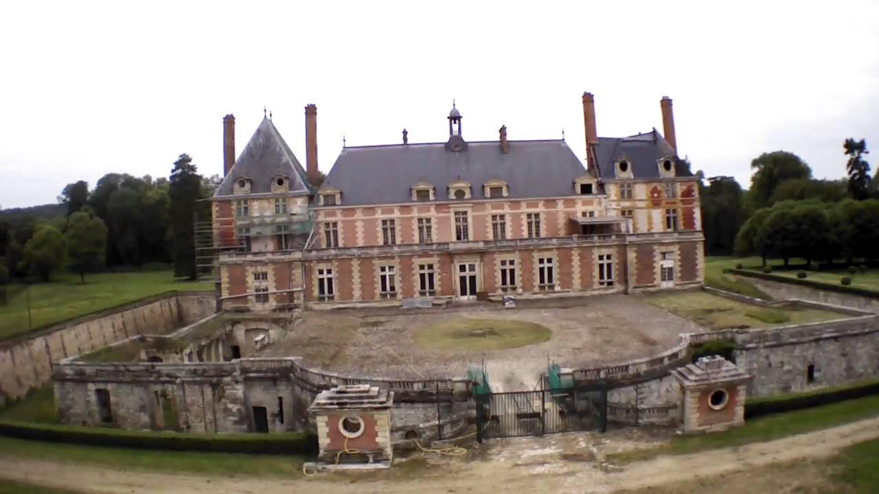 Rosny Chateau Vue Fa U00e7ade