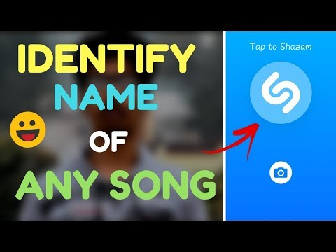 Identify the Name of Any Song With This App II Shazam App Review