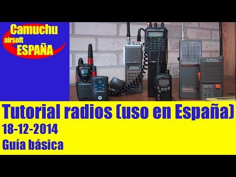 Radio Walkie talkie para principiantes (uso en España) - 18-12-2014 - Camuchu airsoft