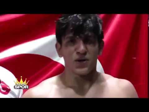 Nakavtla Dünya Şampiyonu Olan Türk çocuğu Kadir Dalkıran