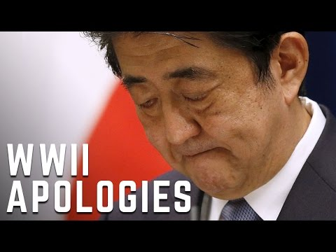 Why Japan Keeps Apologizing for World War II