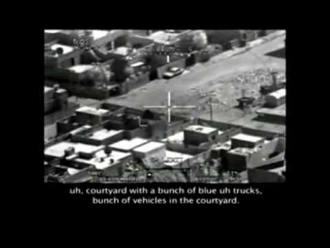 Ralph Nader: Wikileaks - Iraq - Collateral Murder