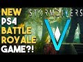 NEW PS4 Battle Royale GAME by GREAT Studio?! FF7 Remake BETTER Than Original?!